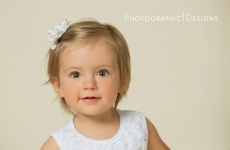 Reagan ~ One Year Portraits Tulsa