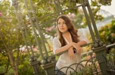 Mary ~ Wagoner OK Senior Portraits