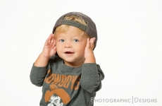 Braxton ~ OSU Themed Child Portraits Tulsa OK