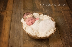 Evelyn ~ Tulsa Newborn Photography