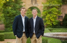 Davis and Press ~ Senior Portraits Tulsa