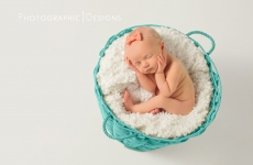 Eliza ~ Tulsa Newborn Portraits