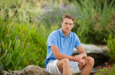 Grant ~ Jenks High School Senior Portraits