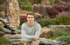 Colin ~ Cascia Hall Senior Portraits