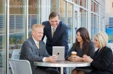 Scissortail Wealth ~ Downtown Tulsa Business Portraits