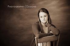 Allison and Camille ~ Studio Portraits