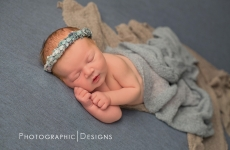 Evelyn ~ Tulsa Newborn Portraits