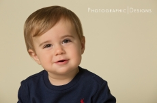 Caden ~ Tulsa One Year Portraits