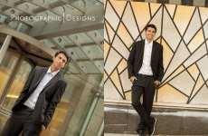 Nick ~ Jenks Senior Portraits