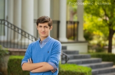 Tyler ~ Tulsa Senior Portraits