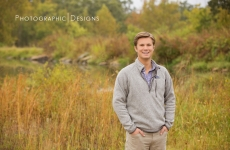 Blake ~ Cascia Hall Senior Portraits