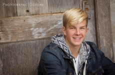 Asher ~ Tulsa Senior Portraits