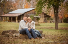 Ryan and Kendra ~ Tulsa Couples Portraits