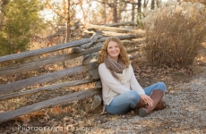 Emma ~ Bixby Senior Portraits
