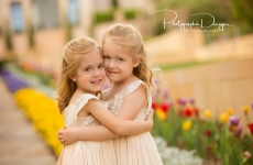 Audrie and Markie ~ Natural Light Portraits