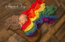 Luke ~ Tulsa Newborn Photography