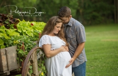 Carmen and Destin ~ Tulsa Maternity Portraits