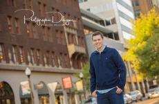 Grant ~ Tulsa Oklahoma Senior Portraits