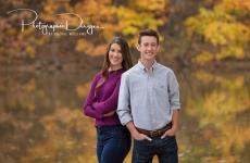 Katherine & Matthew ~ Sibling Portraits Tulsa OK