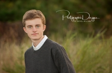 Matthew ~ Jenks Senior Portrait Session