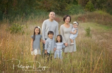 Nguyen Family ~ Tulsa Family Session