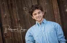 Ethan ~ Glenpool High School Senior Portraits