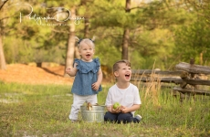 The Martin Siblings ~ Tulsa Child Photography