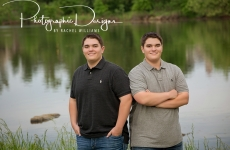 The Reiss Twins ~ Tulsa Senior Portraits