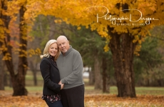Sandy and Jack ~ Tulsa Couple Portraits