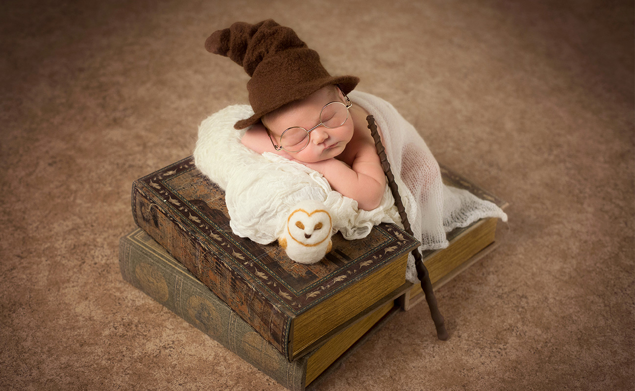 Best Tulsa Newborn Photographer