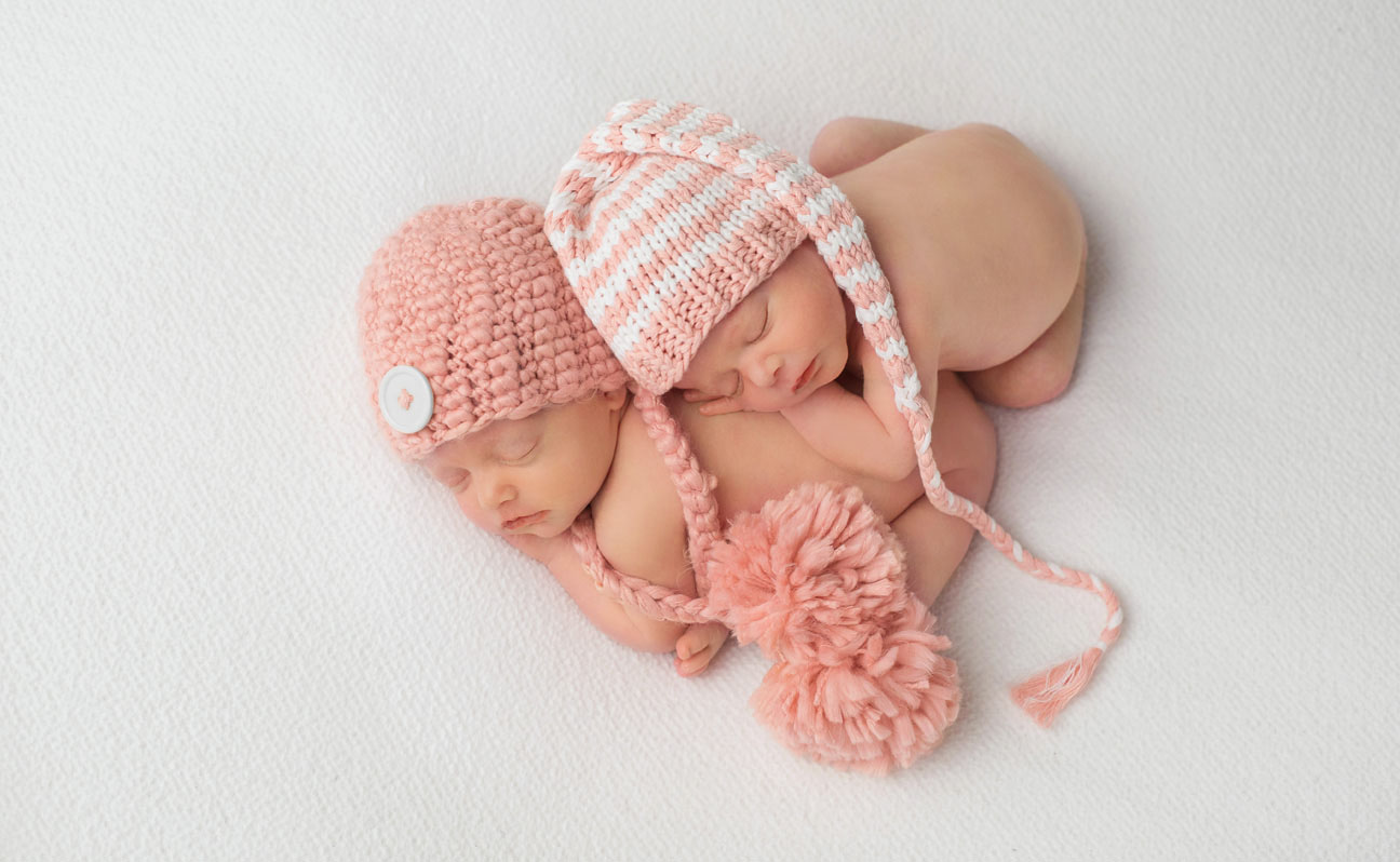 Tulsa Baby Newborn Photography Knit Hats