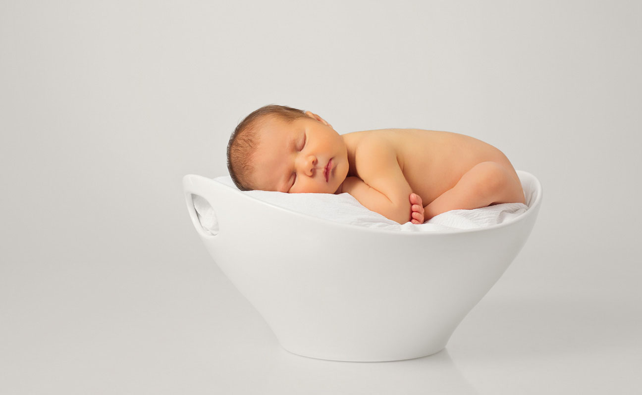 Tulsa Newborn Photography Bowl Photo 12