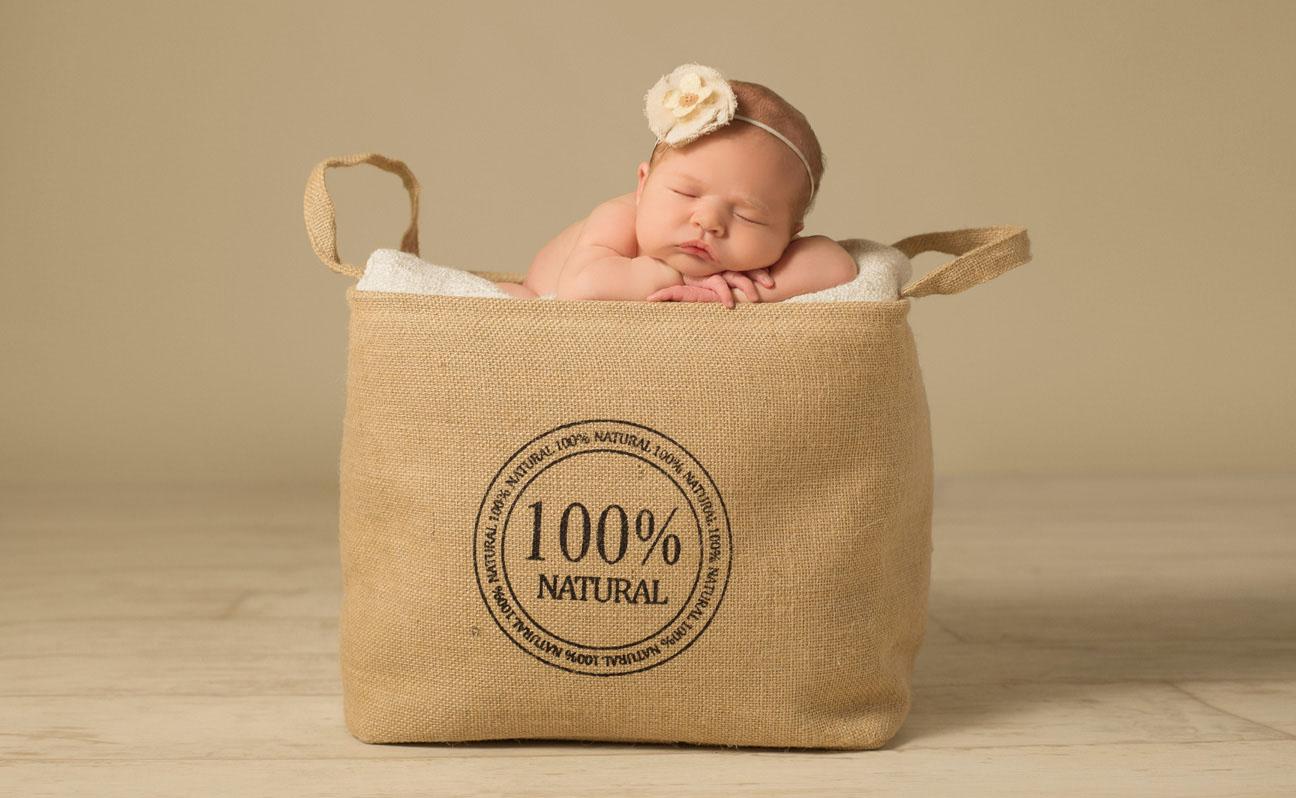 Tulsa-Newborn-Photography-Natural-Bag