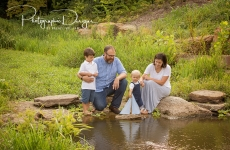 The Gardners ~ Family Portrait Session Tulsa OK