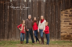 The Ryan Family ~ Oklahoma City Family Portraits