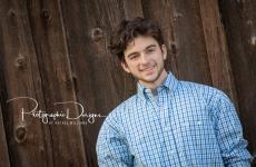Ethan ~ Glenpool High School Senior Portraits