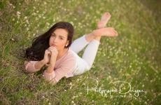 Gracie ~ Bixby High School Senior Portraits
