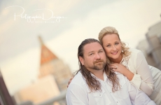 Coty and Sydney Mitchell ~ Tulsa Couples Photography
