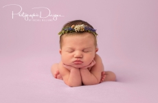 Adelyn Murray ~ Tulsa Newborn Portraits