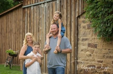 The Hendren Family ~ Tulsa Family Photography