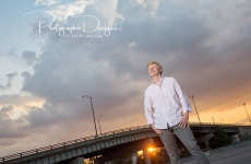 Leif ~ Tulsa Bishop Kelley Senior Pictures
