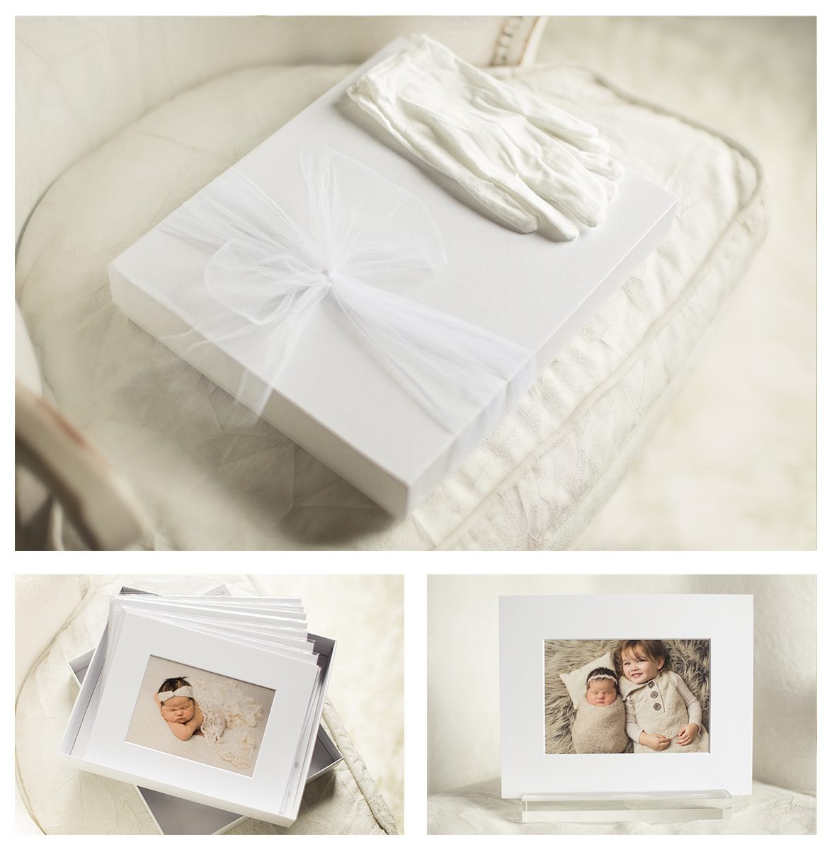 Tulsa Newborn Photographer Folios Product