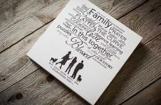 Custom Word Art for Families and 2020 Seniors!